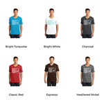 Men's Perfect Weight V-Neck Tee