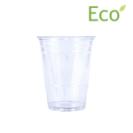 Blank 16oz Eco-Friendly Cold PLA Cup