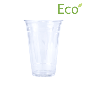 Blank 20oz Eco-Friendly Cold PLA Cup