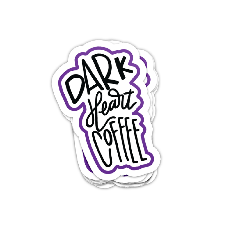 "Logo Sticker - 3"" x 3"""