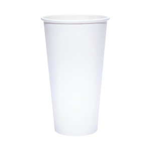 32oz White Paper Cold Cups