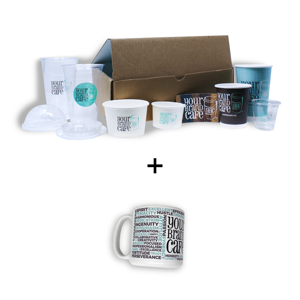 Sample Pack + Mug
