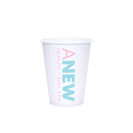 Reliance 12oz Custom Printed White Paper Hot Cups