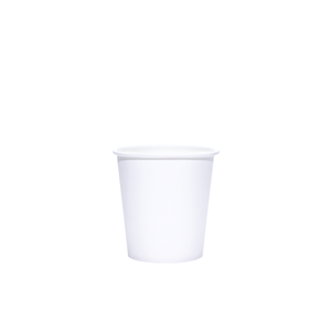 4oz White Paper Hot Cups