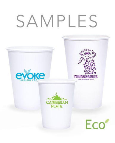 Samples - Eco-Friendly Paper Hot Cups