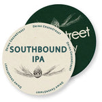 "4"" Full Color Round Custom Coaster - Front & Back 100 Pack"