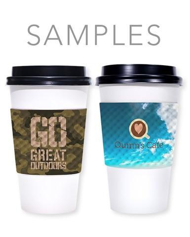Samples - Coffee Sleeves