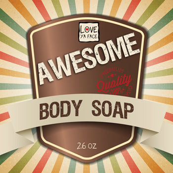 Awesome - Body Bar Soap