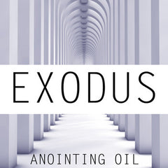 Exodus Essential Anointing Oil