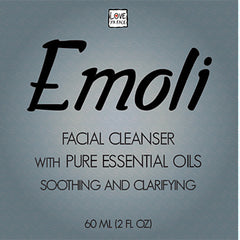 Emoli Essential Oil Facial Cleanser