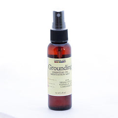 Grounding Natural Fragrance and Meditation Mist