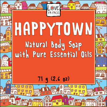 Happytown - Body Bar Soap