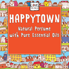 Happytown Natural Essential Oil Perfume