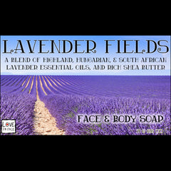 Lavender Fields - Facial Cleanser