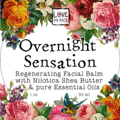 Overnight Sensation Facial Balm