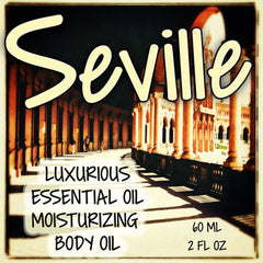 Seville Essential Body Oil