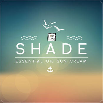 Shade Natural Facial Sun Cream