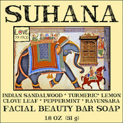 Suhana Facial Cleansing Bar