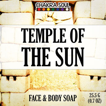 Temple of the Sun - Face and Body Soap