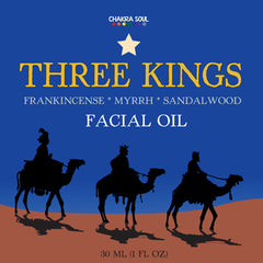 Three Kings Essential Facial Oil