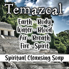 Temazcal Soap and Lotion