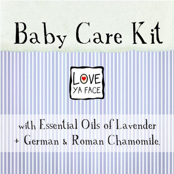 Love Ya Face Baby Care Kit Gift Set