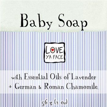 Love Ya Face Baby Soap