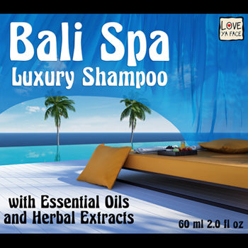 Bali Spa Luxury Shampoo