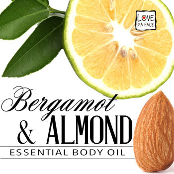 Bergamot and Sweet Almond Essential Body Oil
