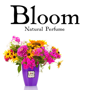 Bloom Natural Essential Oil Perfume
