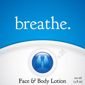breathe Face and Body Lotion