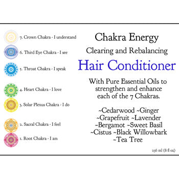 Chakra Energy Hair Conditioner