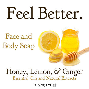 Feel Better - Body Bar Soap