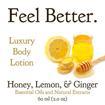 Feel Better Body Lotion