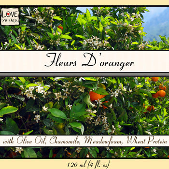 Fleurs D'Oranger - Hair Conditioner