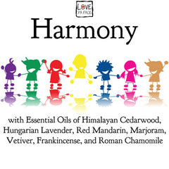 Harmony Natural Essential Oil Perfume