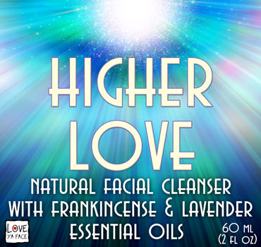 Higher Love - Uplifting Facial Cleanser