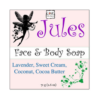 Jules - Body Bar Soap