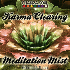 Karma Clearing Natural Fragrance and Meditation Mist