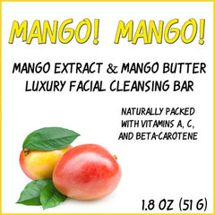 Mango! Mango! Facial Cleansing Bar