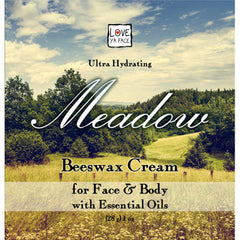 Meadow Natural Body Cream for Face and Body