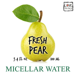 Fresh Pear Micellar Water