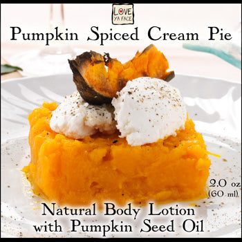 Pumpkin Spiced Cream Pie Body Lotion