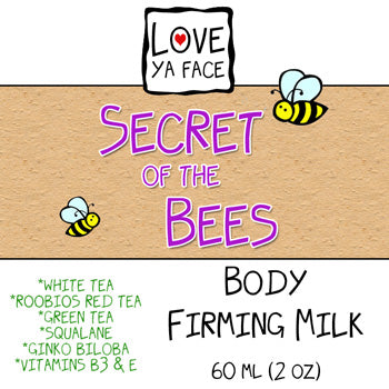 Secret of the Bees - Body Firming Milk