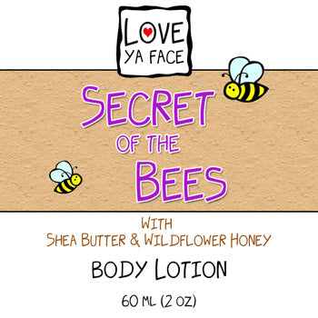 Secret of the Bees Face & Body Lotion