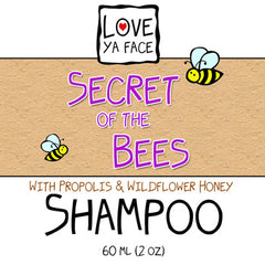Secret of the Bees Natural Shampoo