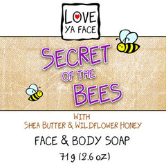 Secret of the Bees - Body Bar Soap