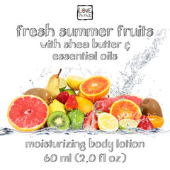 Fresh Summer Fruits Body Lotion