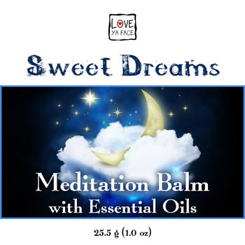 Sweet Dreams Meditation Balm and Lotion