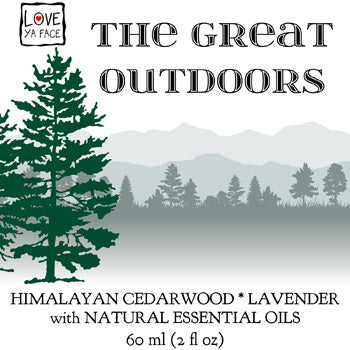 The Great Outdoors Natural Essential Oil Perfume
